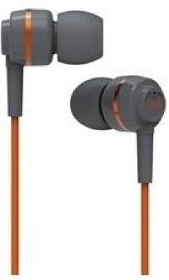 SoundMagic ES-18 Headphone(Orange & Grey, In the Ear)