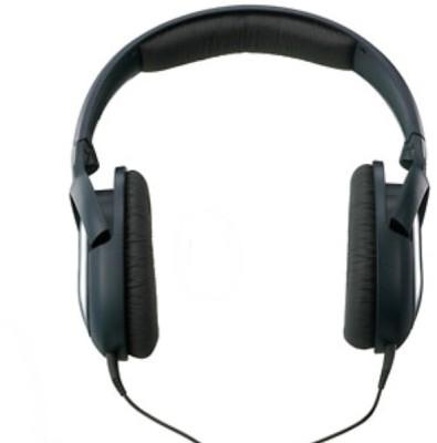 Sennheiser HD 201 Wired Headphone(Black, Over the Ear)