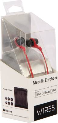 Wires-AU-401-In-Ear-Headset