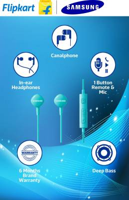 Samsung-HS130-In-Ear-Headset