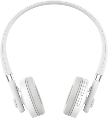 Motorola Pulse-S505 Wireless Headset with Mic(White, On the Ear) at flipkart