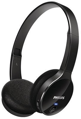 Philips SHB4000 On-the-ear Headset(Black, On the Ear) 1