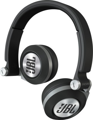 JBL E40 Bluetooth Headset with Mic(Black, On the Ear) Flipkart