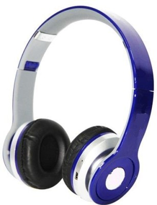 A Connect Z S45HPh-8008 Headphone(Purple, Over the Ear) 1