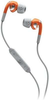 Skullcandy S2FXDM-213 Wired Headset with Mic(Orange, In the Ear) 1