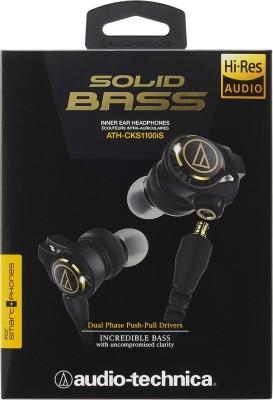 Audio-Technica-ATH-CKS1100iS-In-Ear-Headset