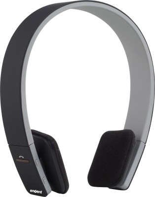 Envent BoomBud Wired, Bluetooth Headset with Mic(Black, Over the Ear) 1