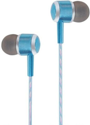 SPN Perfume CX2 Universal Wired Headset with Mic(Blue, In the Ear) 1
