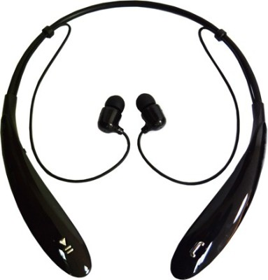 LG Tone Ultra HBS-800 Bluetooth Headset with Mic(Black, In the Ear) 1