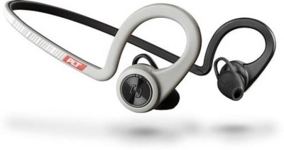 Plantronics Plantronics Backbeat Fit Bluetooth Headset - Sports Grey Bluetooth Headset with Mic(Sports Grey, In the Ear) 1
