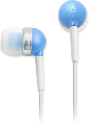 Creative EP-630 Noise-Isolating Earphones Wired Headset with Mic(Blue, In the Ear) 1