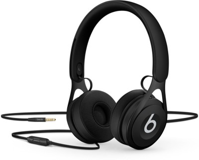Beats ML992ZM/A Headset with Mic(Black, Over the Ear)