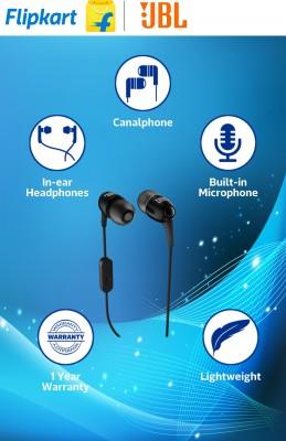 JBL T150A In-the-ear Headset