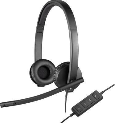Logitech-H570e-On-Ear-USB-Headset