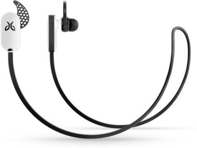 Jaybird Freedom Sprint Bluetooth, Wired Headset with Mic(Storm White) 1