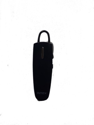 Intex BT-104 Bluetooth Headset with Mic(Black, In the Ear) 1