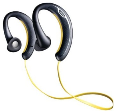 Jabra Sport Headset with Mic(Black, In the Ear) 1