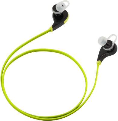 Aomax Mini Wired Bluetooth Stereo In-Ear Headset / Earphone / Earbud Earpiece for Acer Liquid E700 Wired, Bluetooth Headset with Mic(Green, On the Ear)