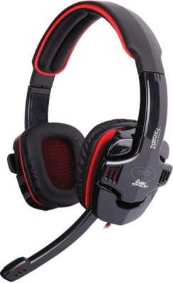 Zebronics Iron Head 7.1 Multimedia Gaming Wired Headset With Mic