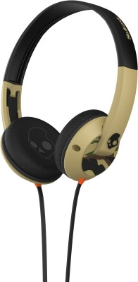 Skullcandy S5URGY-371 Wired Headset with Mic(Camo Slate, On the Ear) 1