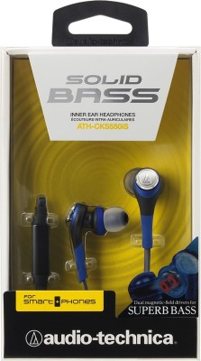 Audio-Technica-ATH-CKS550iS-In-Ear-Headset
