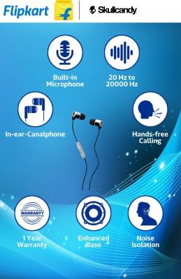 Skullcandy S2RFDA-074 In-the-ear Headset