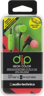 Audio-Technica-ATH-CKL220iS-In-Ear-Headset