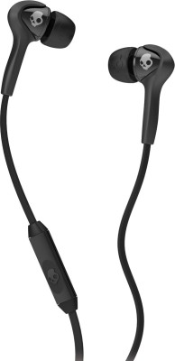 Skullcandy S2SBFY-033 Wired Headset with Mic(Black, In the Ear) 1
