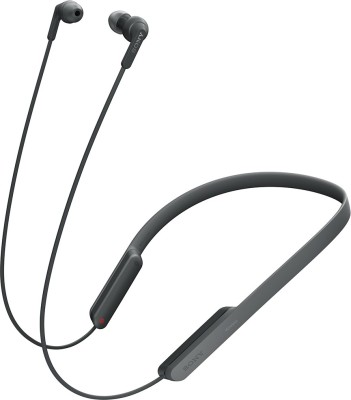 Sony XB70BT Bluetooth Headset with Mic(Black, In the Ear) 1