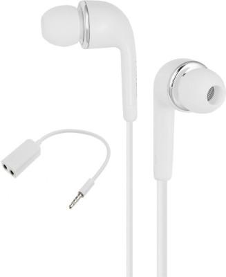 Microvelox Combo pack of earphone