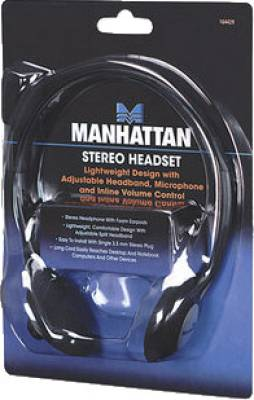 Manhattan-175517-Stereo-Headset