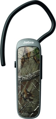 Jabra Realtree Mini Bluetooth Headset with Mic(Brown, In the Ear) 1