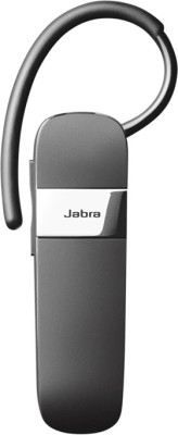 Jabra TALK BT HDST Bluetooth Headset with Mic(Black, In the Ear)