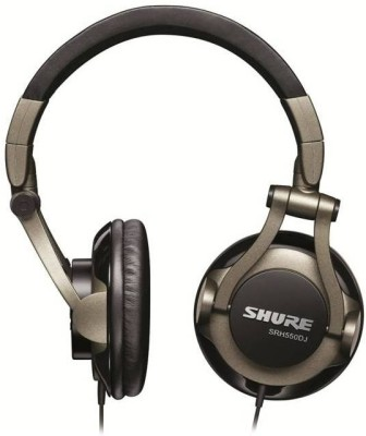 Shure-SRH550DJ-Over-the-Ear-Headphones