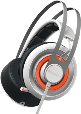 SteelSeries Siberia 650 Headset with Mic(White, Over the Ear) at flipkart