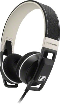 Sennheiser Momentum M2 IEi Wired Headset with Mic(Black, In the Ear)