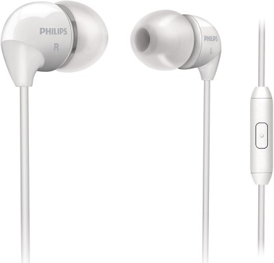 Philips SHE3595WT/00 Headset with Mic(Black, In the Ear) 1