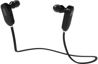 Jaybird JF3MBS Bluetooth, Wired Headset with Mic(Black) 1