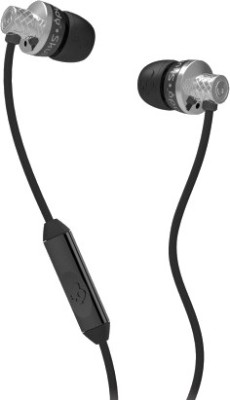 Skullcandy S2TTDY-016 Wired Headset with Mic(Chrome, In the Ear) 1