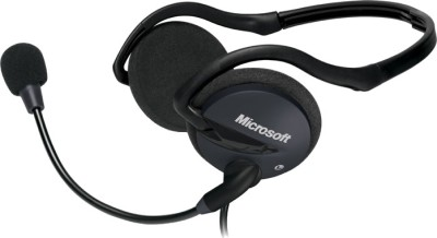 Microsoft-Life-Chat-LX-2000-On-Ear-Headset