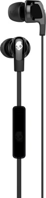 Skullcandy Smokin' Buds 2 Headset with Mic(Black, In the Ear)