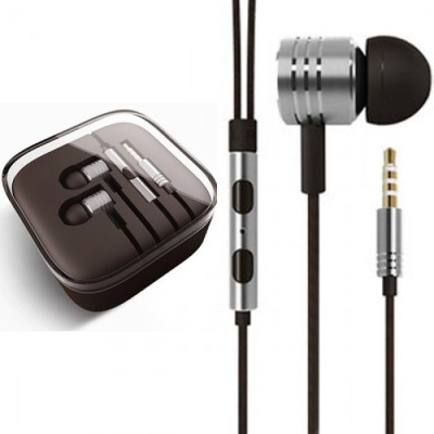 Ubon Big Daddy Bass Honor Holly Bass stereo Dynamic Wired Headset with Mic(Silver, In the Ear) Flipkart