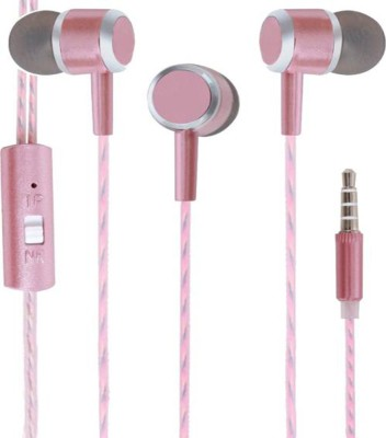 SPN Perfume CX2 Universal Wired Headset with Mic(Pink, In the Ear) 1