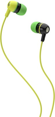 Skullcandy Spoke Wired Headset with Mic(Black, In the Ear) 1