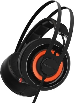 SteelSeries Siberia 650 Headset with Mic(Black, Over the Ear) at flipkart
