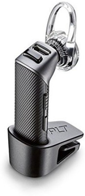 Plantronics Explorer 110 Bluetooth Headset with Mic(Black, Over the Ear) 1
