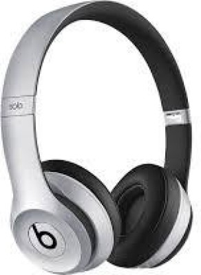 Beats Solo 2 Wireless On-Ear Headphone - Space Gray Bluetooth Headset with Mic(Space Gray, On the Ear)