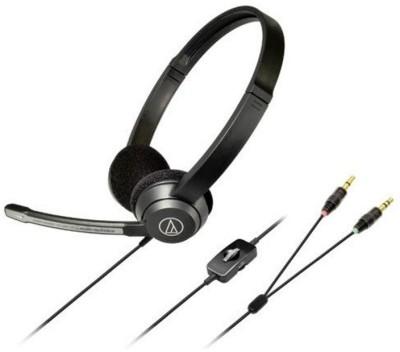 AudioTechnica-ATH-330COM-On-Ear-Headphones