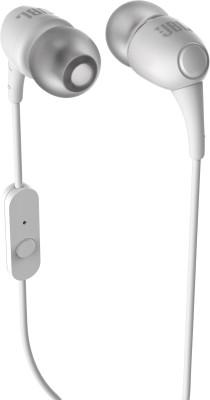 JBL T150A In-the-ear Headset(White, In the Ear) 1