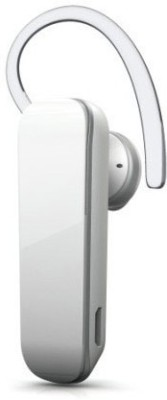 Callmate 703 Bluetooth Headset with Mic(White, In the Ear) 1